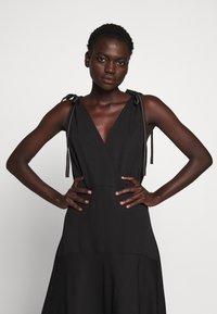 Proenza Schouler - SLEEVELESS DRESS - Sukienka letnia - black - 4