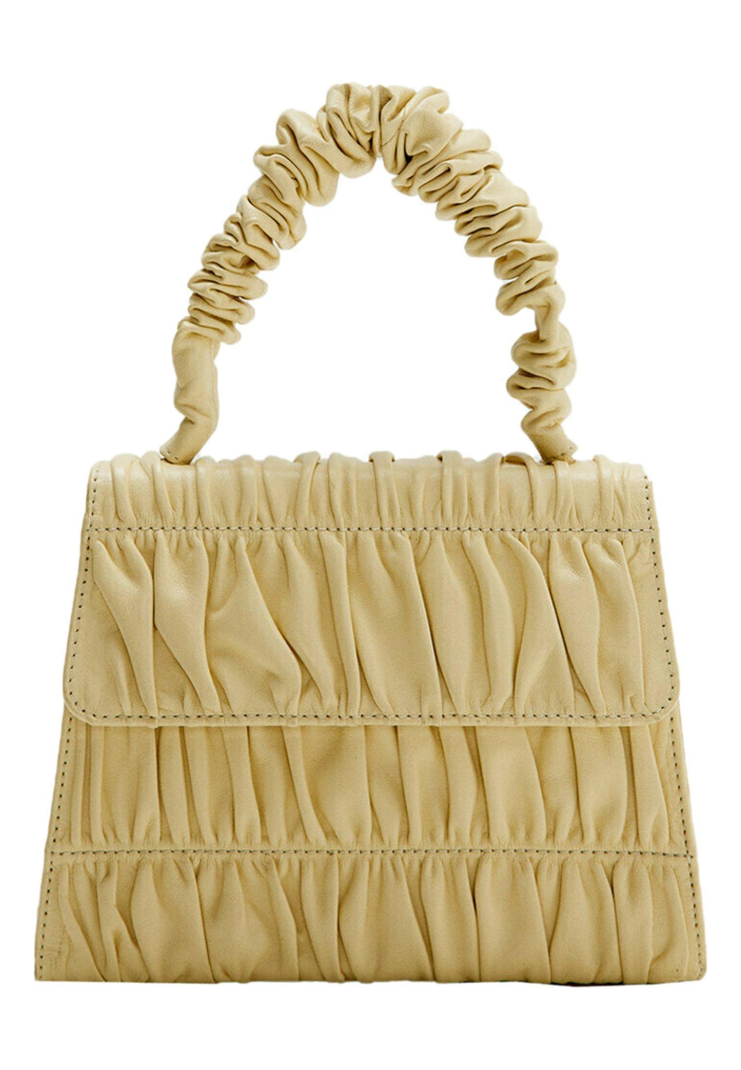 Damen MIT ZIERFALTEN  - Handtasche