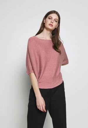BEHAVE  - Jumper - mauve melange