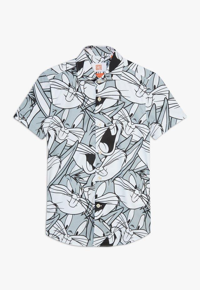 BUGS BUNNY - Overhemd - grey