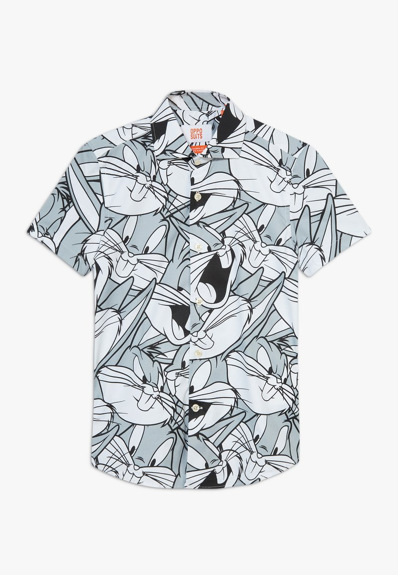OppoSuits - BUGS BUNNY - Shirt - grey