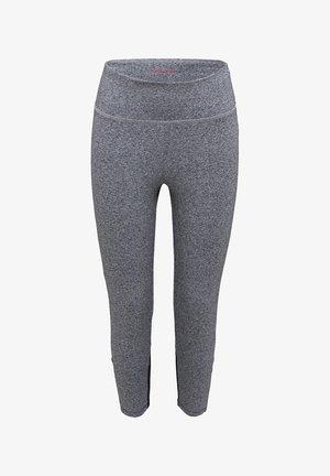 2-TONE-LOOK - Leggings - medium grey