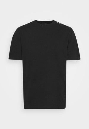 UNISEX - T-shirt con stampa - black/white