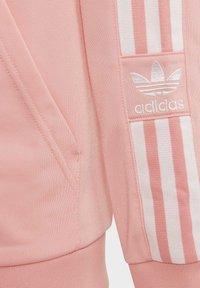 adidas Originals - TRACK TOP - Hoodie met rits - glory pink - 2