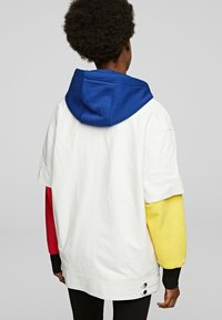 KARL LAGERFELD - Leather jacket - white - 2