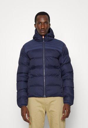 VOLTRON HOODED PADDED JACKET - Winter jacket - navy