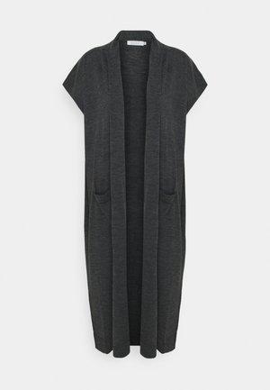 LEE - Cardigan - dark grey melange