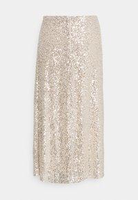 Part Two - FLO - Maxi skirt - silver - 1