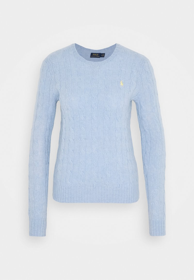 Polo Ralph Lauren - JULIANNA  - Svetr - blue heather