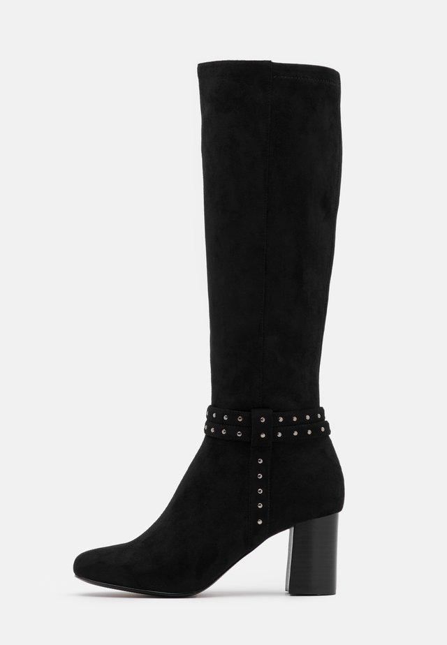 ALEGITA - Vysoká obuv - noir