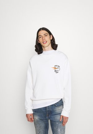 LASSE - Sweatshirt - chalk white