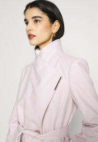 Ted Baker - ROSE - Classic coat - dusky pink - 4