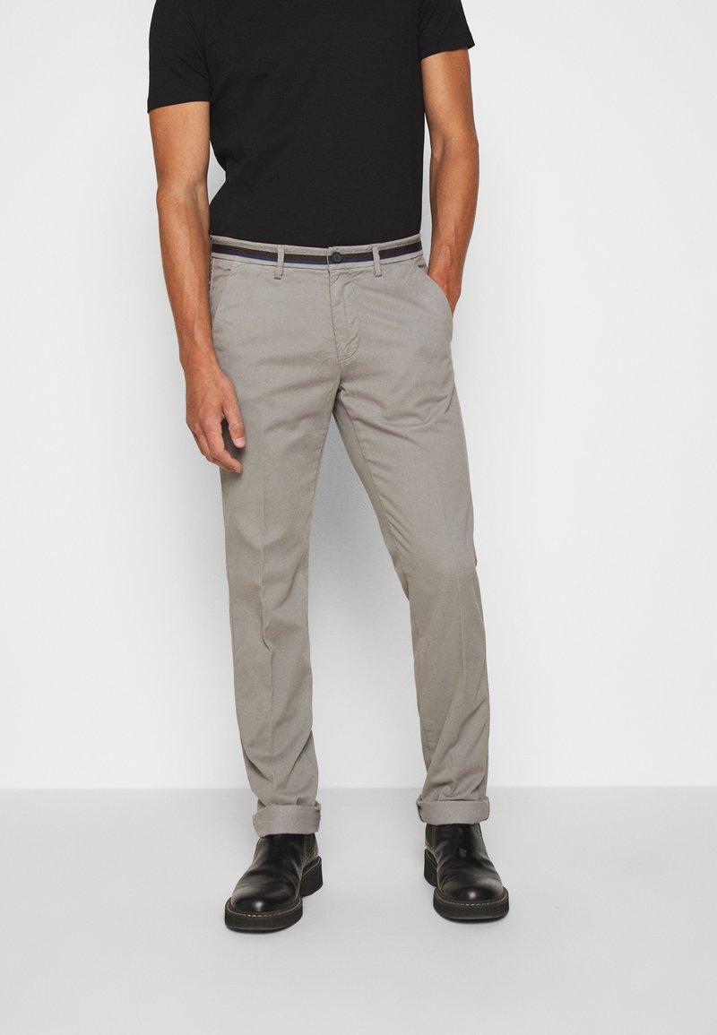 Mason's - TORINO WINTER - Chino kalhoty - hellgrau