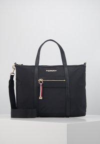 Tommy Hilfiger - SATCHEL - Handbag - black - 2