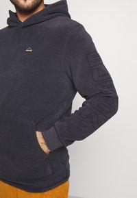 Burton - WESTMATE PO TRELLIS - Fleece jumper - phantom - 0