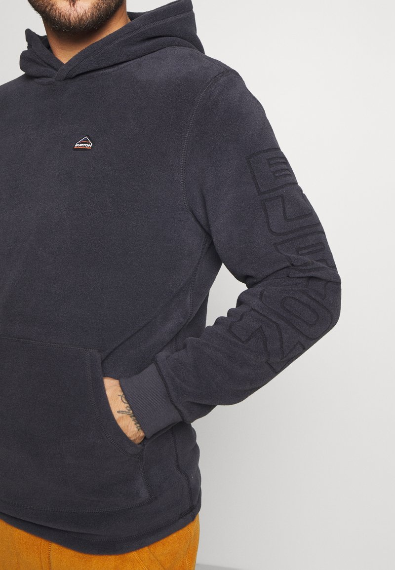 Burton - WESTMATE PO TRELLIS - Fleece jumper - phantom