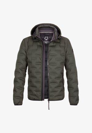 OMEGA - Down jacket - dunkelgrün
