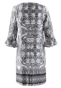 Alba Moda - Day dress - schwarz off white - 8