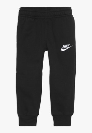 CLUB CUFF PANT - Verryttelyhousut - black