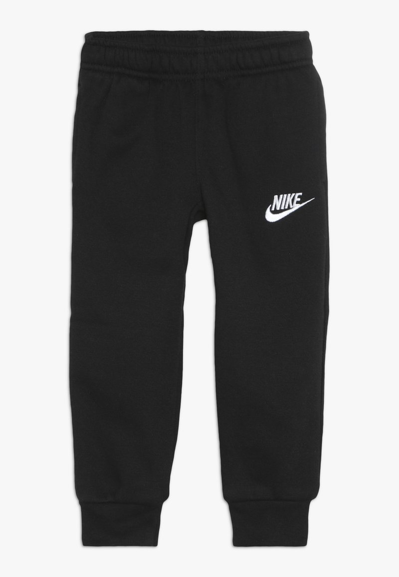 Nike Sportswear - CLUB CUFF PANT - Tracksuit bottoms - black