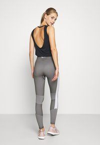 Smilodox - SEAMLESS LEGGINGS ULTIMATE - Trikoot - anthrazit - 2