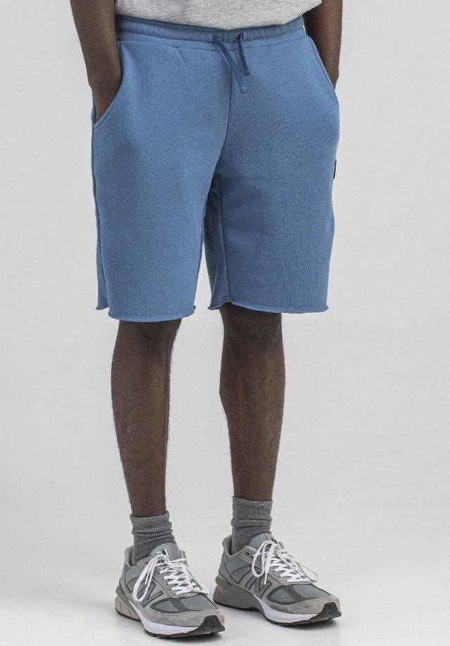 Shorts - golf blue