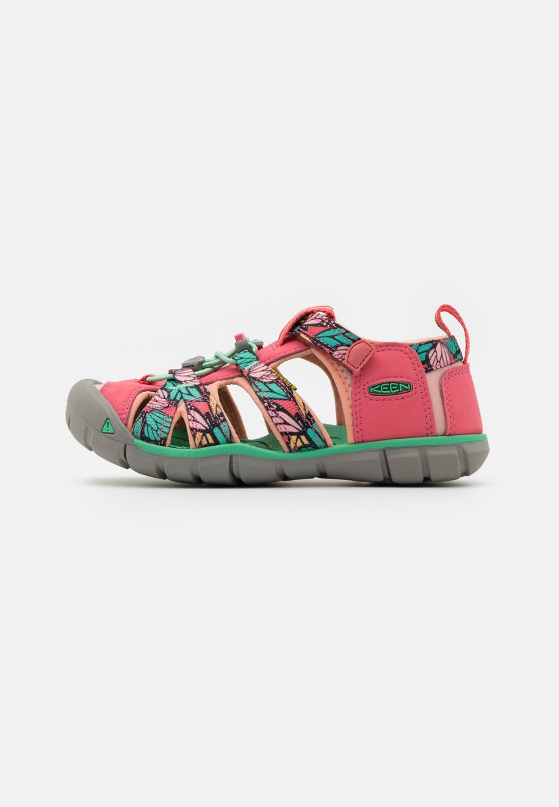 Keen - SEACAMP II CNX UNISEX - Walking sandals - tea rose/peach pearl
