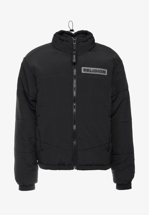 SHIELD JACKET - Light jacket - black