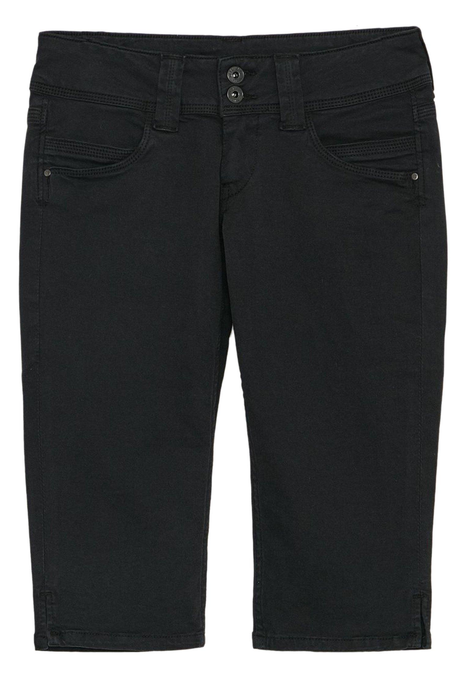 Mujer VENUS CROP - Shorts vaqueros