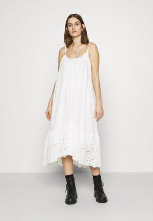 PAOLA DRESS - Vestido informal - chalk white