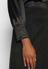 Vero Moda Curve - VMNIMI  - Blouse - black - 5