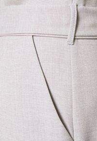 Closet - PLEATED WRAP - Jumpsuit - grey - 2