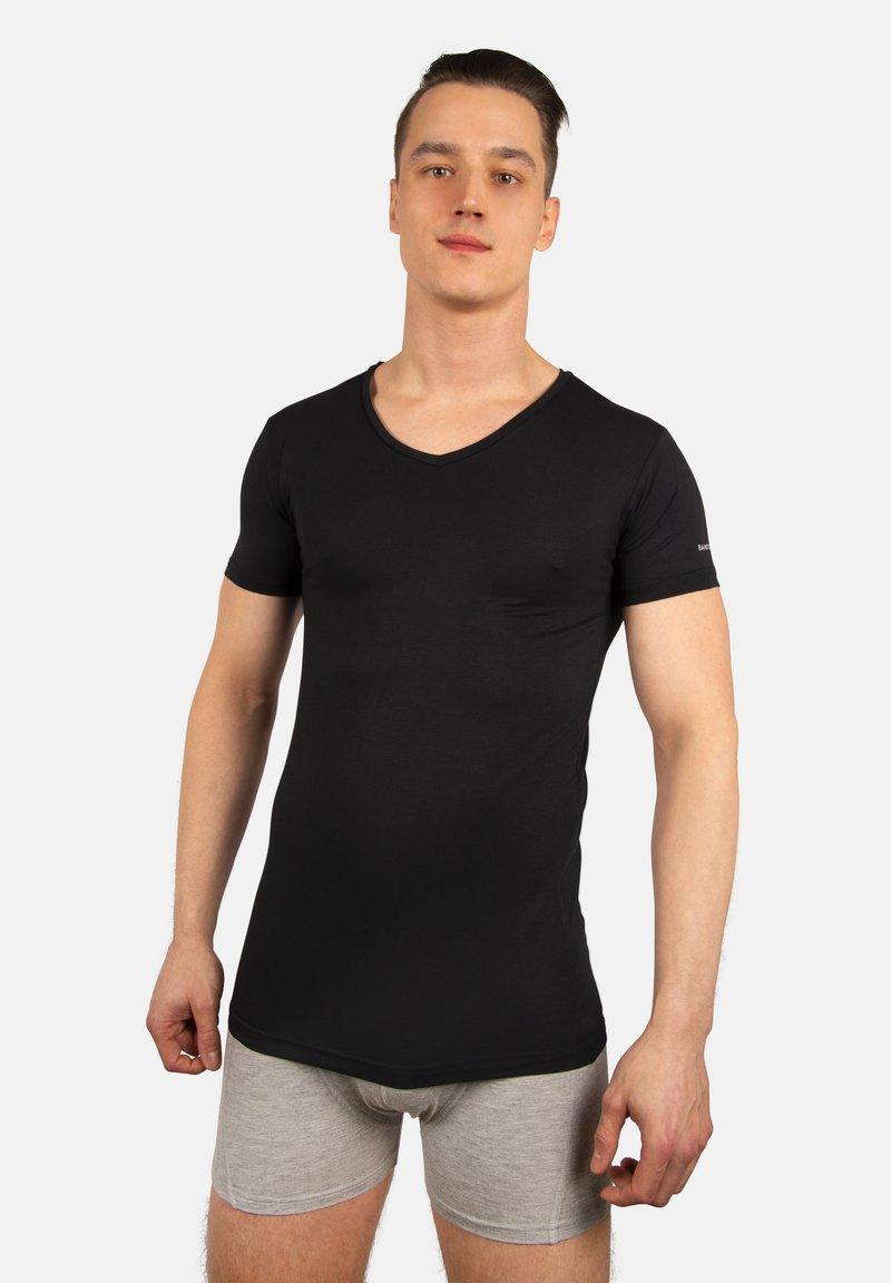 Bandoo Underwear - 2PACK - Undershirt - black,black
