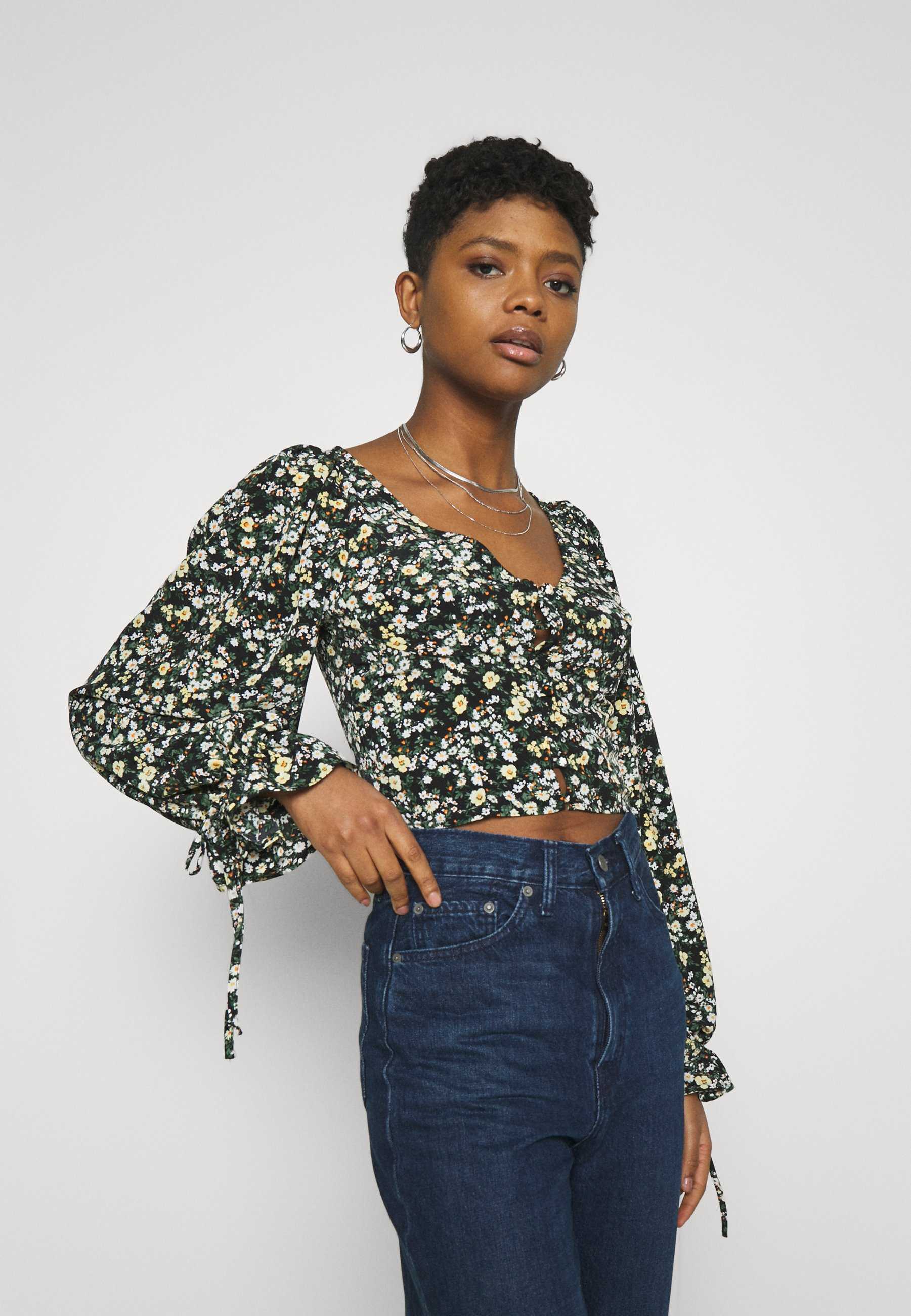 Women PANSY  - Long sleeved top