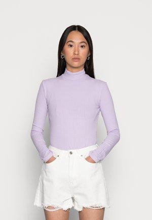 MANON LONGSLEEVE - Long sleeved top - pastel lilac