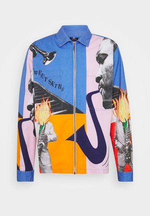 SWEET ZIPPED UNISEX  - Veste mi-saison - multi coloured