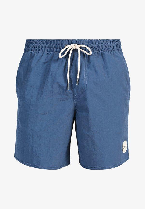 O'Neill VERT - Szorty kąpielowe - dusty blue/niebieski Odzież Męska MMGS