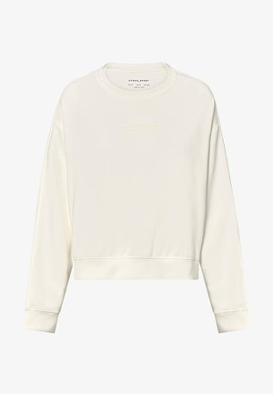 SLOGAN - Sweatshirt - white