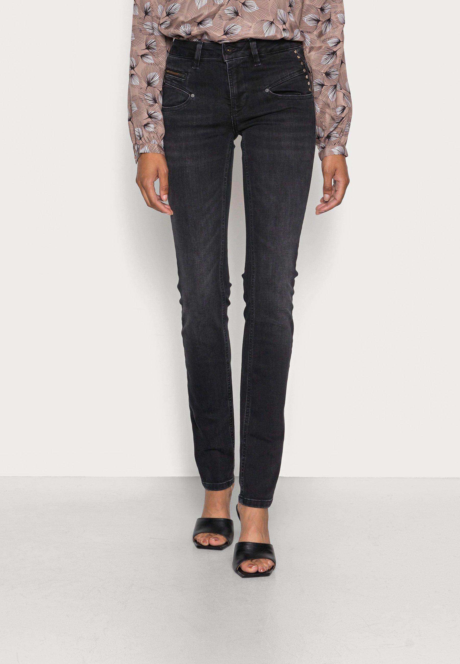 Women ALEXA HIGH WAIST - Jeans Skinny Fit