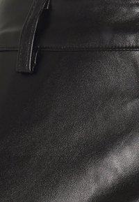 Sixth June - SKAI CARGO PANTS - Bukse - black - 2