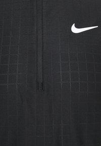 Nike Performance - Sports shirt - black/white - 2
