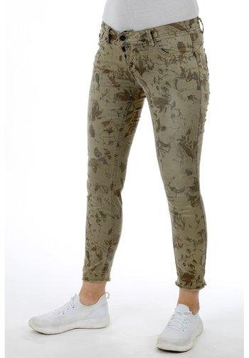 MALIBU  - Jeans Skinny Fit - beige