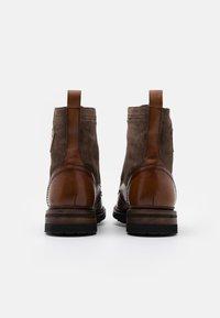Cordwainer - Lace-up ankle boots - capri noce/venecia leaf - 2