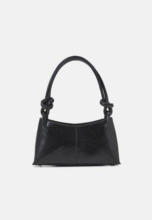 90S  KNOT SHOULDER - Handbag - black