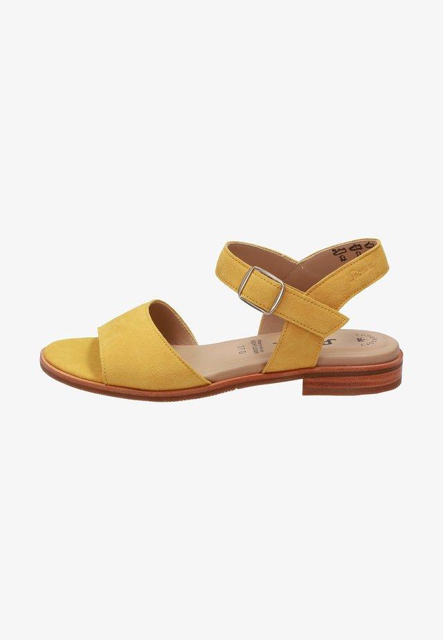 COSINDA  - Sandalen - gelb
