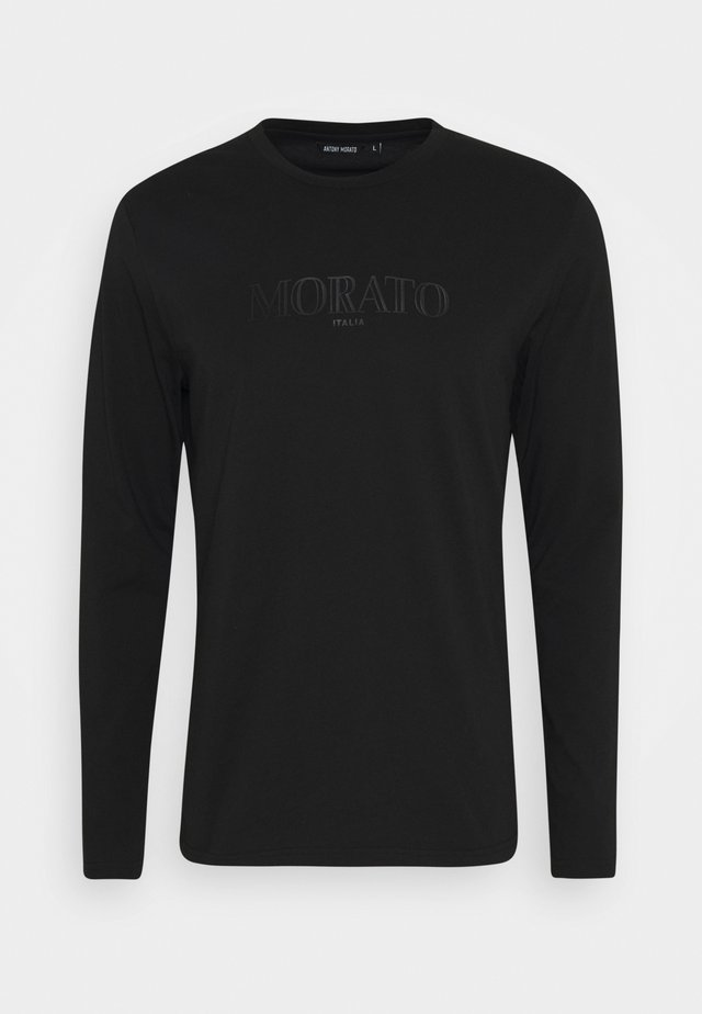 LONG SLEEVES - Longsleeve - black