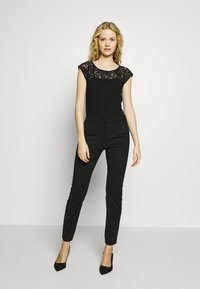 Anna Field - T-shirt basic - black - 1