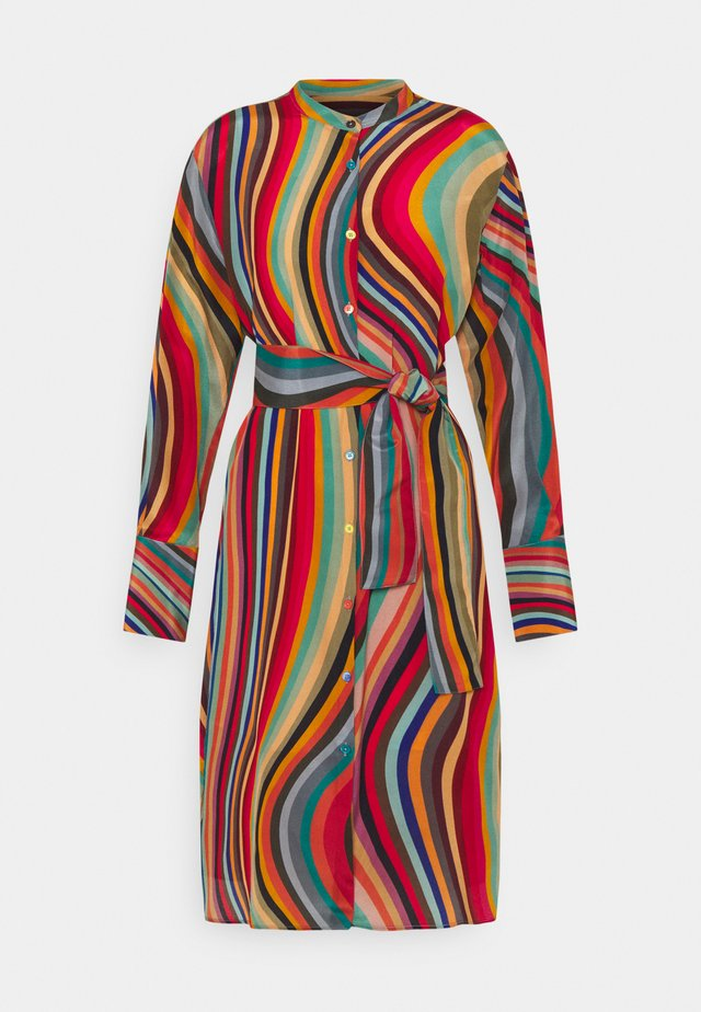 WOMENS DRESS - Sukienka koszulowa - multi-coloured
