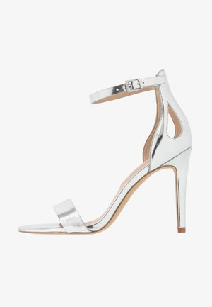 VIOLLA - High heeled sandals - silver