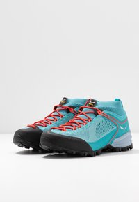 Salewa - ALPENVIOLET - Hiking shoes - canal blue/ocean - 2